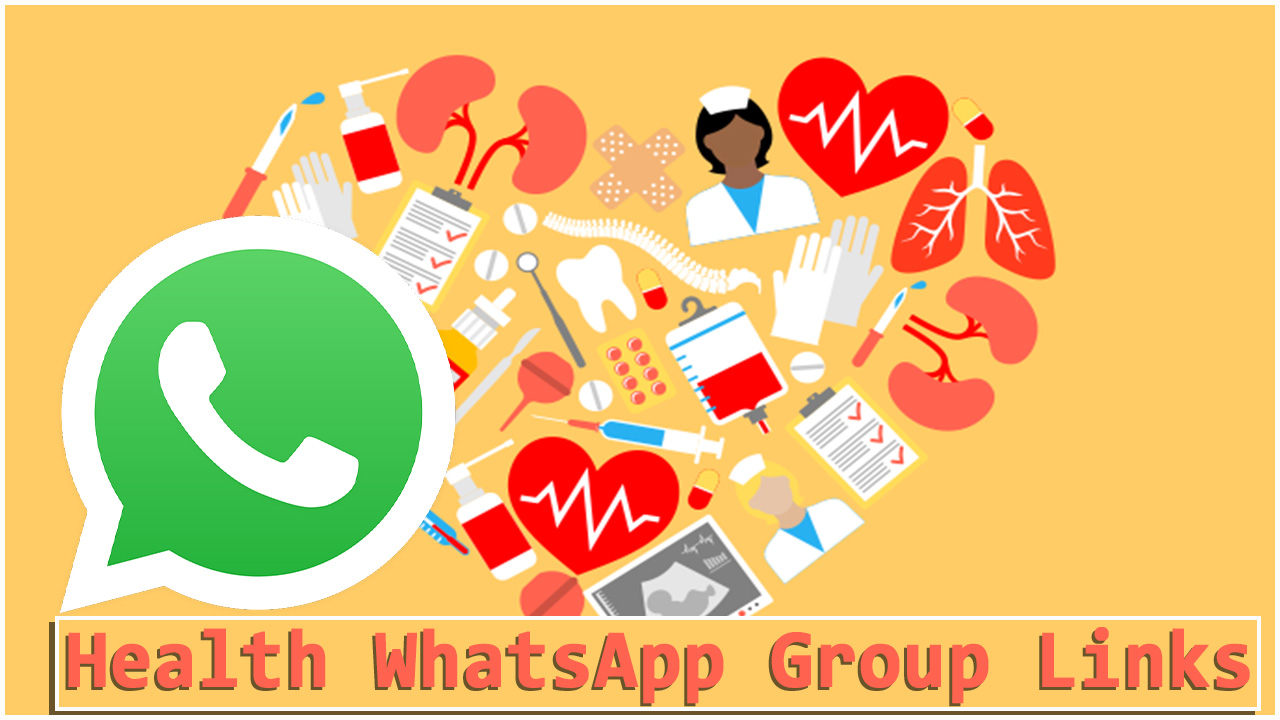 Health Tips Whatsapp Group Link Join - Invite Group Links